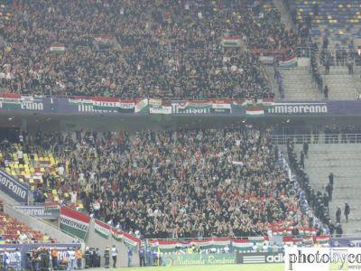 Aroganta ISTORICA a maghiarilor la Bucuresti! Anuntul a fost facut de ultrasi! Ce vor sa faca in stadion