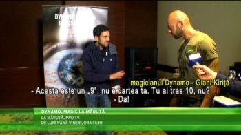 Cel mai tare magician al momentului l-a lasat INTERZIS pe Giani Kirita! Ultima nebunie a lui Dynamo