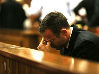Oscar Pistorius afla in zilele urmatoare sentinta dupa ce a fost gasit vinovat pentru omor din culpa! Ce s-a intamplat astazi