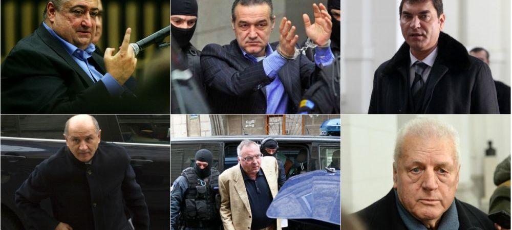 Fotbal cu iz PENAL   Romania poate avea Liga Condamnatilor, din care fac parte patroni, conducatori, arbitri, jucatori si agenti