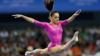 Delegatia Romaniei s-a intors de la Mondialele din China! Bilantul: 2 medalii, ambele luate de Larisa Iordache! Ce spune gimnasta