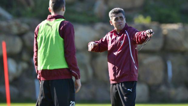 "Rapidul a transferat un jucator francez, Rada il lauda: ""Are o viteza exceptionala"". Antrenorul a mai facut un anunt important"