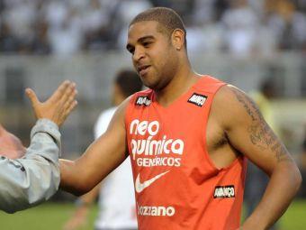 """Revenire cu totul neasteptata pentru Adriano! """"Imparatul"""" se intoarce in Europa, dupa ZERO meciuri jucate la ultimele doua echipe"""