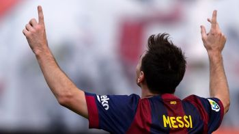 """""""Bernabeu i-a aplaudat in picioare pe Maradona si pe Ronaldinho, de ce nu ar face asta si cu Messi?"""""""