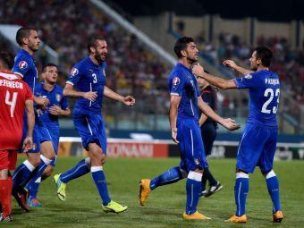 FOTO Cum s-a bucurat eroul Italiei de golul marcat la debut. Apoi a fost desemnat jucatorul lunii in Premier League