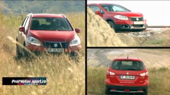 VIDEO Test integral cu noua jucarie de teren. Ce poate un 4x4 cu motoare Fiat la singurii vulcani activi din Romania?