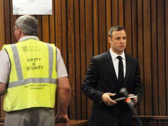 5 ani pentru OMOR, 3 pentru incalcarea legii armelor de foc, insa doar 10 luni dupa gratii! Decizia in cazul lui Pistorius