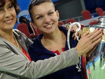 """""""INCEPUTUL unei mari urcari"""" Simona Halep se pregateste sa DOMINE tenisul dupa victoria cu Serena! Reactia Virginiei Ruzici"""