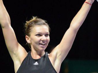 """""""E cea mai buna jucatoare din toate timpurile!"""" Mesajul antrenorului Simonei Halep dupa victoria istorica cu Serena Williams"""