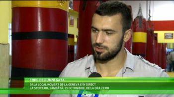 Fratii BATAIE din Romania promit sa-i distruga TOT in gala de la Geneva! Ce mesaj le transmit adversarilor