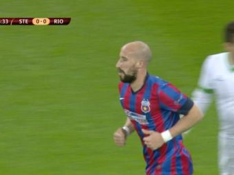 EPIC FAIL: Steaua a incercat o schema la un corner. :) Faza pe care Keseru si Latovlevici vor s-o uite URGENT