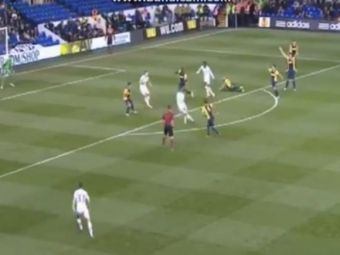 Probabil cel mai SPECTACULOS gol din Europa League! Lamela a inscris cu o RABONA perfecta de la marginea careului VIDEO