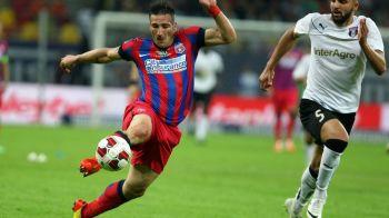 """Reactia INCREDIBILA a lui Piovaccari dupa macelul de la Targu Mures: """"Ma uit la meciul Stelei si nu-mi vine sa cred!"""" Ce a spus"""