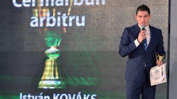 """""""Kovacs mi-a recunoscut pe teren ca a gresit! A zis ca isi asuma totul"""". Dezvaluirea facuta de Prepelita dupa meciului cu ASA"""