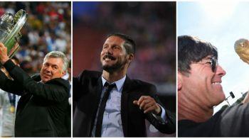 Ancelotti, Low si Simeone, favoriti la trofeul pentru antrenorul anului 2014! Cei 10 nominalizati