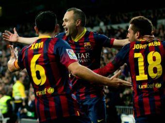 Barcelona ramane numarul 1 in Europa! Surpriza in topul academiilor din Europa! Real a ajuns pe podium, Ajax e pe 28
