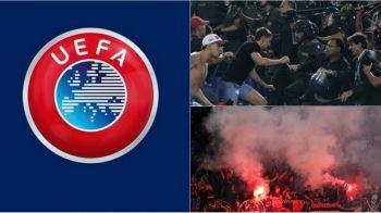 UEFA a redus suspendarea dictata impotriva rusilor de la CSKA din cauza scandalului RASIST din Liga. Cat va juca CSKA fara fani: