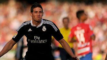 EXTRATERESTRU! Gol SENZATIONAL James Rodriguez, merita toate reluarile din lume! Ronaldo a facut si el senzatie