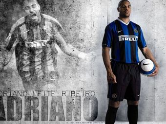 Imparatul Adriano se intoarce in fotbal! A luat o decizie TOTAL neasteptata. La ce echipa va juca