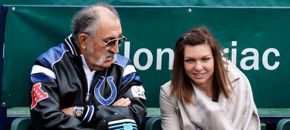 Ion Tiriac este noul manager al Simonei Halep! Romanca de pe locul 3 WTA a obtinut deja contracte in valoare de 1.650.000 de euro