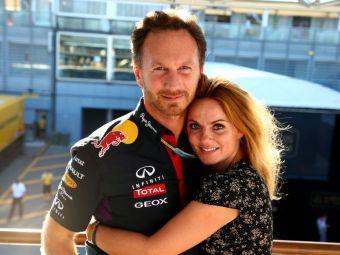 Seful Red Bull si Geri Halliwell, din Spice Girls, au anuntat ca se vor casatori! Cum au facut-o i-a surprins pe toti