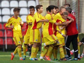 Am batut Ungaria la U16: Vlad Dragomir si Robert Moldoveanu au adus victoria in fata maghiarilor, scor 3-2!