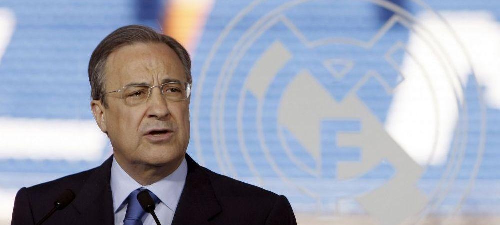 Perez a dezvaluit cum se va numi noul stadion al lui Real Madrid! AFACERE de 20 de milioane de euro pe an pentru Bernabeu