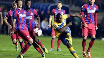 """Acum un an era """"prea lent"""", acum e o solutie! Steaua a pus ochii pe unul dintre golgheterii Ligii. Reactia jucatorului"""
