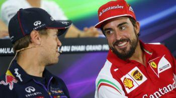 """""""Astazi nu este o zi usoara!"""" Mesajul lui Alonso, in ziua in care a anuntat ca se desparte de Ferrari dupa 5 sezoane"""