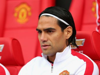 Ce SOC! Renunta Manchester United la goleadorul Falcao? Van Gaal nu s-a decis inca in privinta columbianului
