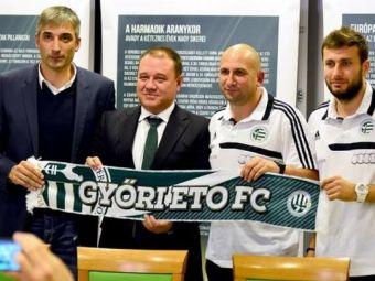 "Miriuta - MINIKlopp. Fostul antrenor al CFR-ului are planuri mari la Gyor: ""Vreau sa fac o mica Borussie Dortmund aici"""