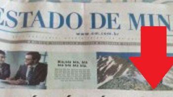 Viralul zilei in sport   Cum a ales un ziar din Brazilia sa faca avancronica unui super DERBY! FOTO