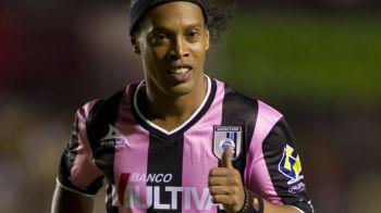 """Mutare socanta pentru Ronaldinho! Asta e clubul anonim la care si-ar putea incheia cariera: """"Negociem transferul!"""""""