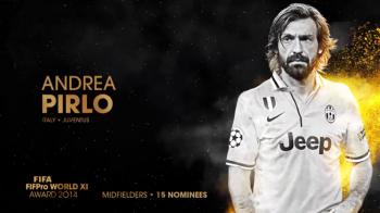 FIFA a anuntat mijlocasii nominalizati pentru echipa anului! Realul are cei mai multi reprezentanti, englezii nu au NICIUNUL