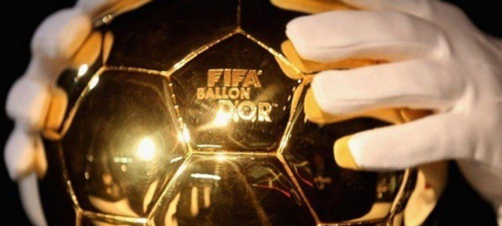 Ei sunt cei TREI finalisti in lupta pentru Balonul de Aur! FIFA a facut anuntul in urma cu putin timp