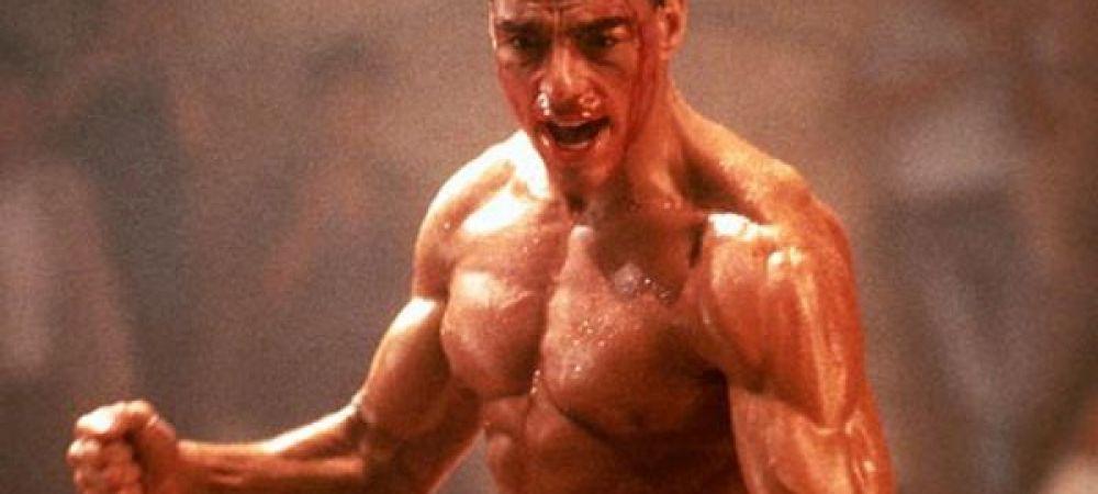 La 54 de ani, Van Damme se pregateste pentru o revenire spectaculoasa! Actorul ar putea juca in remakeul filmului Kickboxer