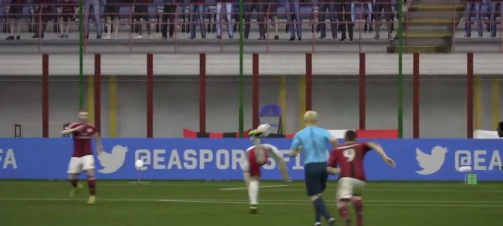 FANTASTIC! Nici macar nu te gandeai ca poti face asa ceva! Reusita anului la FIFA 15