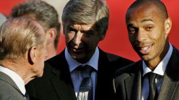 """Thierry Henry, aproape de revenirea asteptata de toti fanii! Wenger: """"Il astept, dar nu il presez"""""""