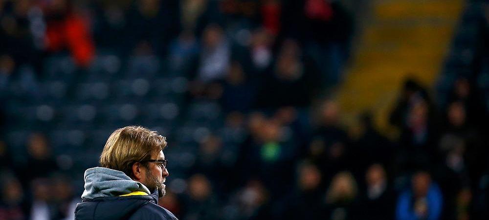"Klopp a rabufnit: ""Vreti doar victorii? Aveti o singura varianta!"" Mesaj DUR pentru fanii care ii cer demisia de la Dortmund"
