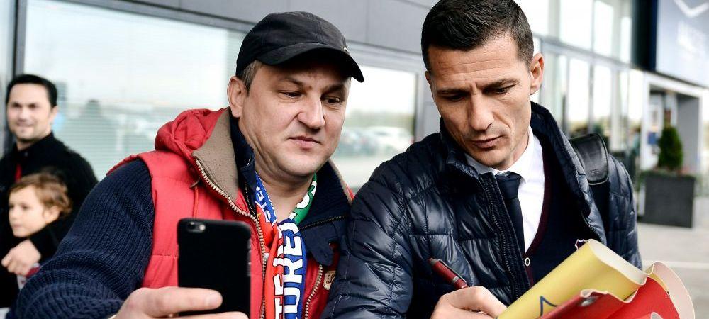 PARADOXUL GALCA. Afara din Liga, aproape eliminata din Europa, Steaua lui Galca e aproape de un record istoric in Romania