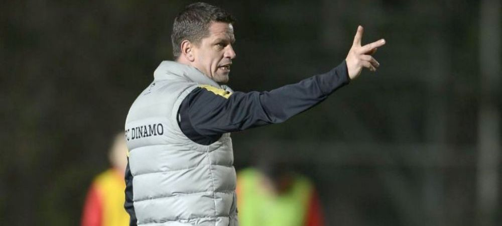 """MESAJUL lui Stoican dupa ce a plecat de la Dinamo: """"Niciodata nu spun niciodata!"""" Ce planuri are si cum ii va supara pe stelisti:"""