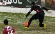 Gafa INCREDIBILA a lui Felgueiras cu Mioveni! Golul inexplicabil luat de CFR Cluj in Cupa Romaniei. Ce s-a intamplat. VIDEO