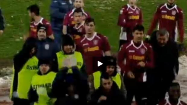 "Scandalul din Cupa vazut prin ochii lui Ion Craciunescu: ""Golul nu e valabil, in regulament se spune ca jocul trebuia oprit!"""