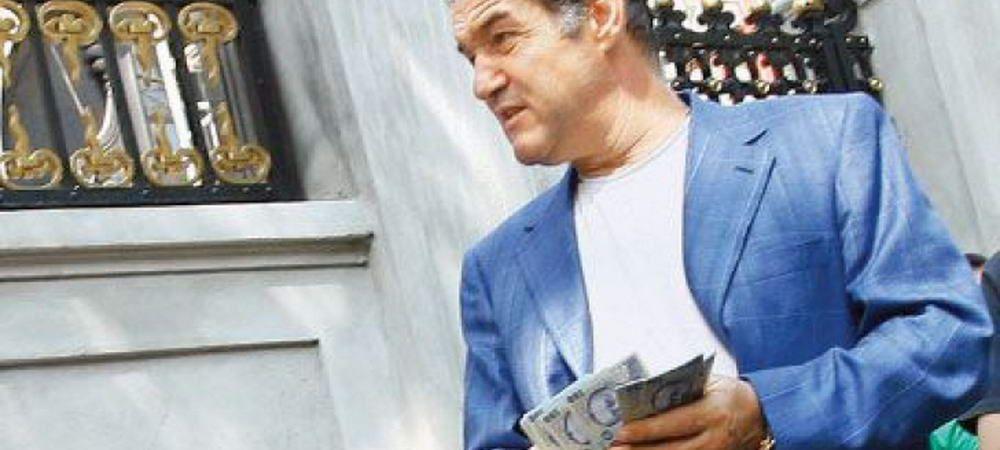 FABULOS! TUN de 1 milion de euro pentru Becali de la inchisoare! Cel mai tare cadou de Craciun!
