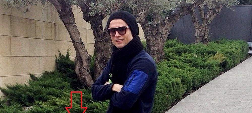"""""""E timpul pentru o plimbare cu bicicleta"""" Cristiano Ronaldo a lasat in garaj bolizii cu sute de cai! Cu ce bicicleta s-a afisat"""