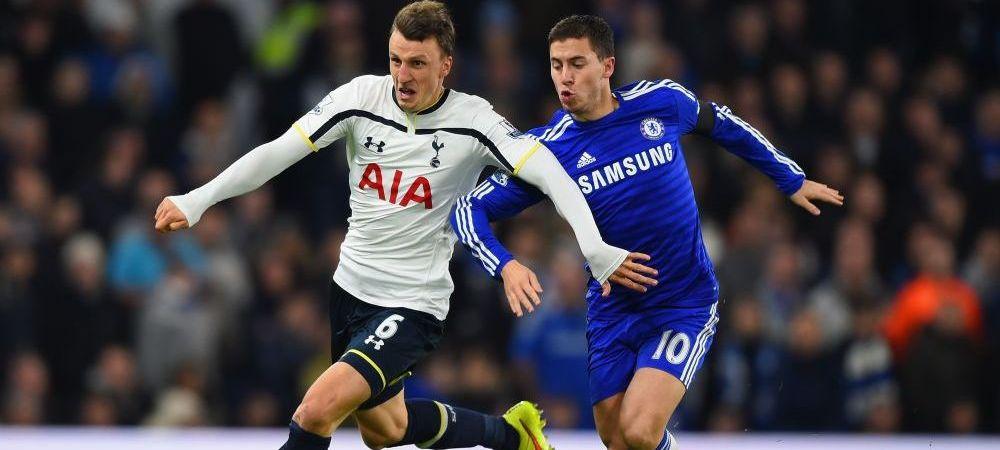 """Aproape ca iti parea rau pentru el!"" Chiriches are cosmaruri cu Hazard, Tottenham a fost spulberata! Ce scriu englezii"