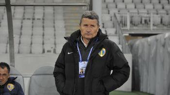 """""""Astept finalul turului, apoi vedem"""" Multescu a vorbit despre problemele de la Petrolul, dupa calificarea in semifinale"""