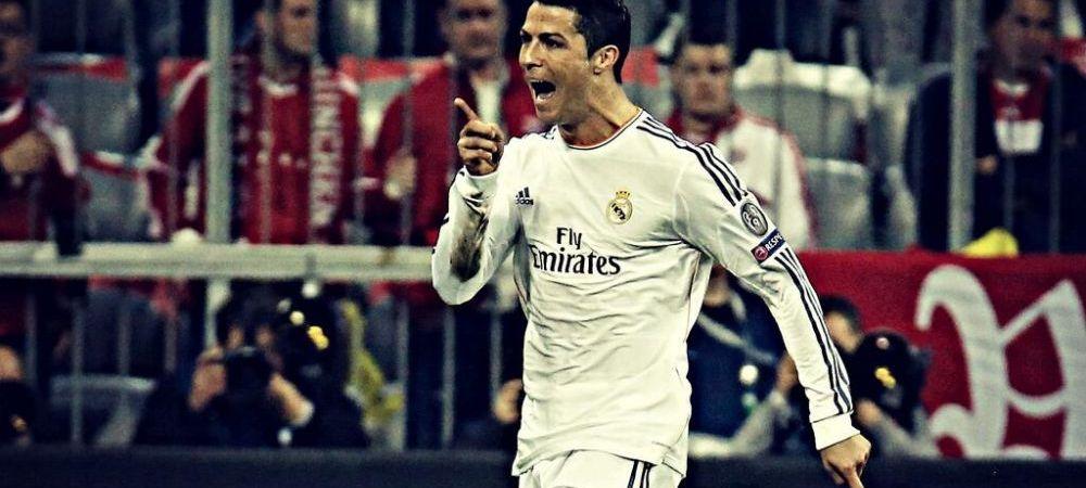 IMPRESIONANT! Imaginea care arata ca Ronaldo e un MONSTRU. Ce a reusit in 2014
