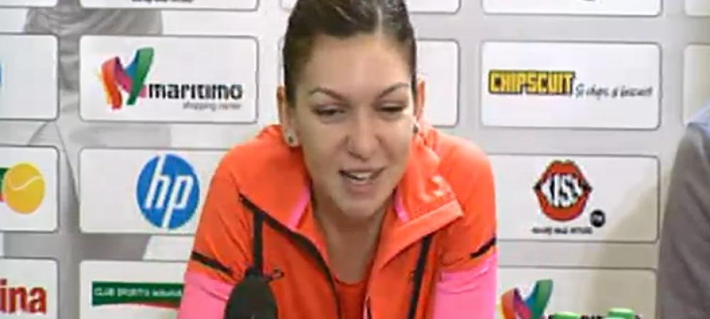 Simona Halep si Horia Tecau joaca tenis cu 350 de copii, de Mos Nicolae! Simona a vorbit despre obiectivele pentru 2015