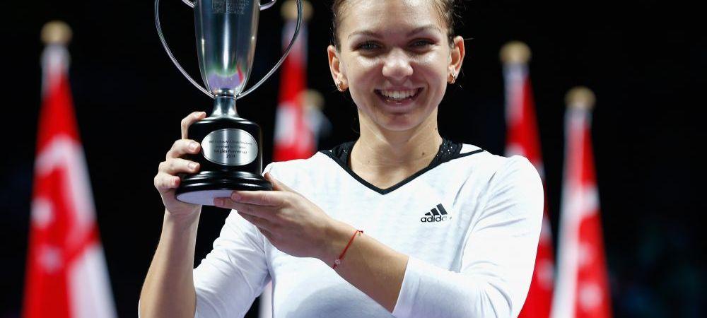 Simona Halep, meciul si schimbul ANULUI in tenis! WTA a anuntat rezultatele votului finalului de an: VIDEO